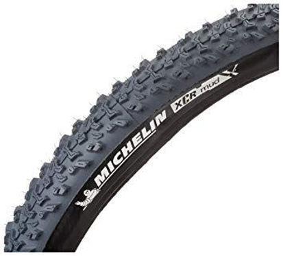 Picture of Pneu Michelin XCR Mud 26x2.00 Preto/Cinza - Tubeless