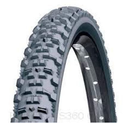Picture of Pneu Michelin All Mountain 26x2.20 Preto/Cinza - Tubeless