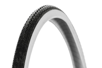 Picture of Pneu Michelin World Tour 650x35B 26x1.1/2 branco/preto - Arame