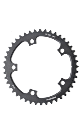 Picture of Roda Pedaleira Time Trial 10/11v 7075 CNC Black BCD 130x44T (interno)