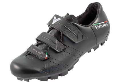 Picture of Sapato Vittoria Rapid MTB preto
