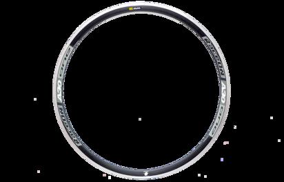 Picture of Aro RaceON A30 One Alu 20 furos pneu - frente cinza