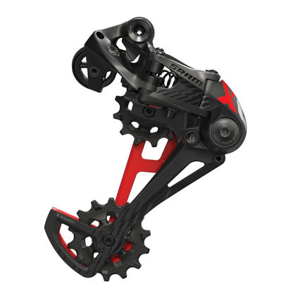 Picture of Mud. trás Sram X01 EAGLE RED 12v