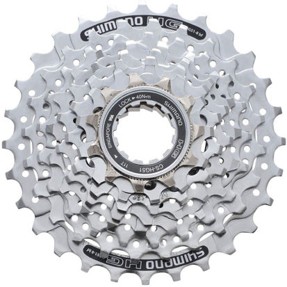 Picture of Cassete Shimano HG51 8v 11-28