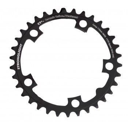 Picture of Roda pedaleira Stronglight Shimano  Dura Ace 7950 / Ultegra 6750 110x36 CT²