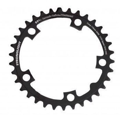 Picture of Roda pedaleira Stronglight Shimano Dura Ace 7950 / Ultegra 6750 110x34 CT²