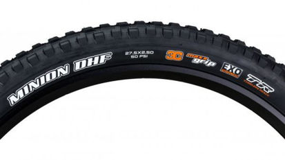 Picture of Pneu Maxxis MINION DHF WT 3C/EXO/TR 27.5x2.50