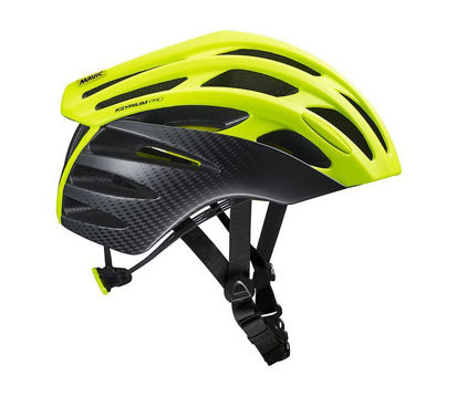 Picture of Capacete Mavic Ksyrium Pro MIPS safety/yellowblack - 54/59
