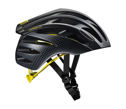 Picture of Capacete Mavic Ksyrium Pro MIPS black/yellow mavic - 54/59