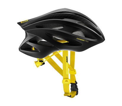 Picture of Capacete Mavic Cosmic Pro black/yellow mavic - 54/59