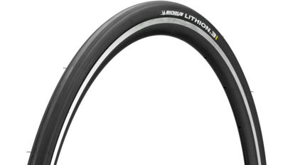 Picture of Pneu Michelin Lithion 3  700x25 preto - Kevlar