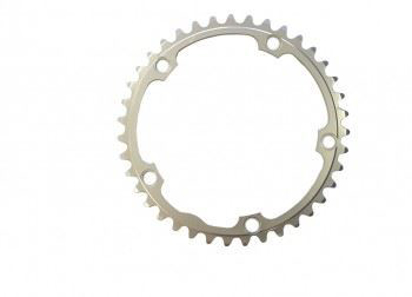 Picture of Roda pedaleira Stronglight Campy ISO 135x39T Dural 10v prata