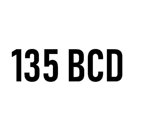 Picture for category 135 BCD