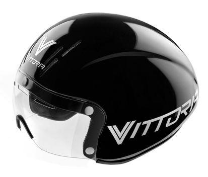 Picture of Capacete VITTORIA VH TT CRONO Preto - S/M (54/58)