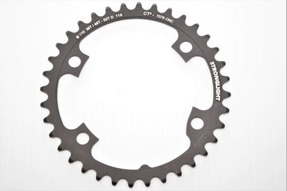 Picture of Roda pedaleira Stronglight Shimano R9100/R8000 110x34 CT²