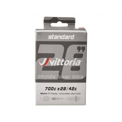 Picture of Camara ar Vittoria Presta 48mm 700x28/42c NEW