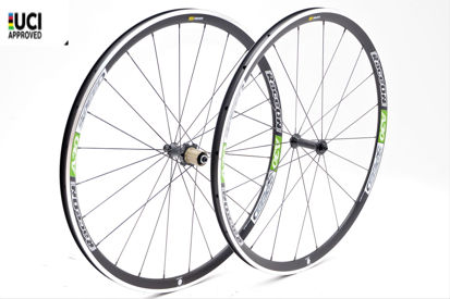 Picture of Rodas RaceOn A30 Speed Ultra Light Alloy par - Verde