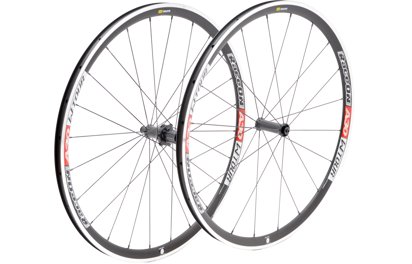 Picture of Rodas RaceON A30 World Tour Alloy pneu (par) - vermelho