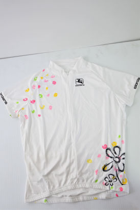 Picture of Camisola Tecnical Arts Donna Gumball White