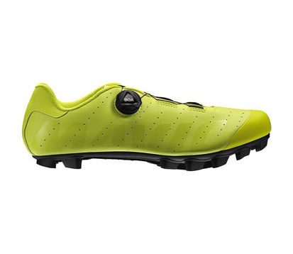 Picture of Sapatos Mavic Crossmax BOA yellow Safety