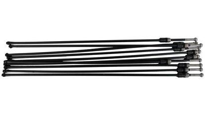 "Picture of Kit 10 raios Mavic Crossmax ST 26"" trás direito 269mm"