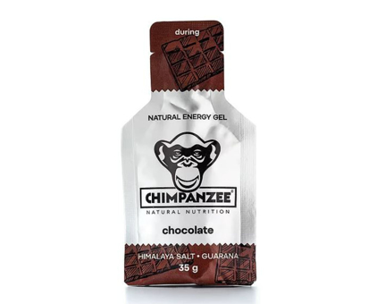 Picture of Gel Energético Chimpanzee Chocolate Guaraná 35gr