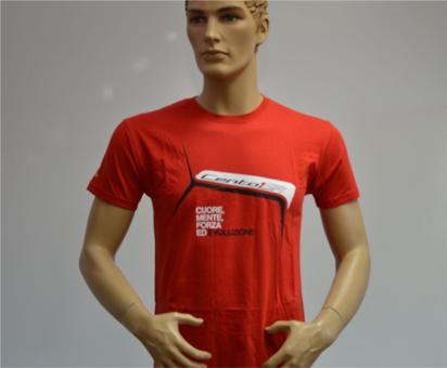 Picture of T-Shirt Willier Cento1SR - Vermelho