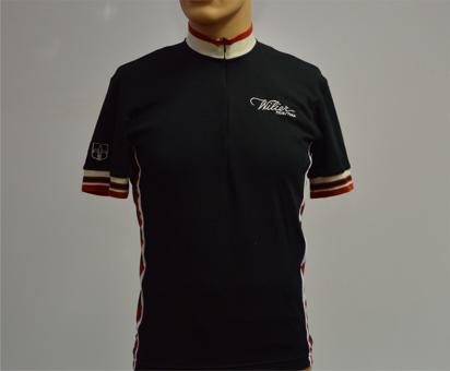 Picture of Jersey Classic Willier M/C - Preto Tam.M