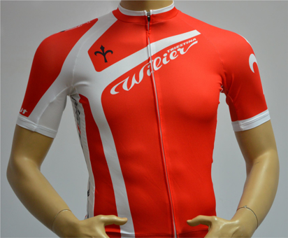 Picture of Jersey Nizza Super Sport Willier M/C - Vermelho Tam.M