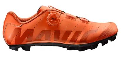 Picture of Sapatos Mavic Crossmax BOA red/orange