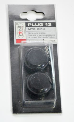 Picture of Tampas guiador POINT Plug 13 - 22.2mm