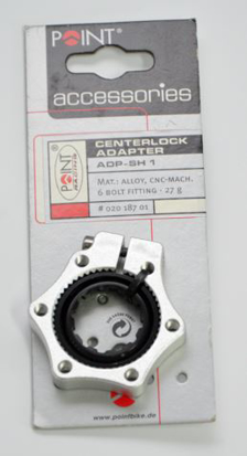 Picture of Adaptador POINT IS-Centerlock ADP-SH1