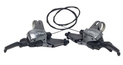 Picture of Manetes XTR M960 Dual Control V-Brake (par) 3x9v