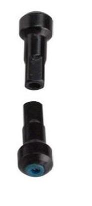 Picture of Cabeça raio BORA Ultra preta (unidade)
