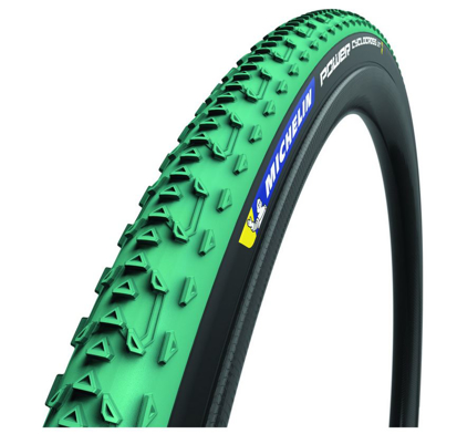 Picture of Pneu Michelin CICLOCROSS JET 700x33c Tubeless Ready - Kevlar