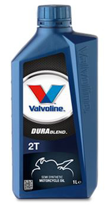 Picture of ÓLEO VALVOLINE DURABLEND 2T - 1LT - SEMI SYNTHETIC