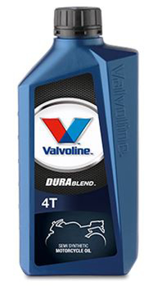 Picture of ÓLEO VALVOLINE DURABLEND 4T 10W40 - 1LT - SEMI SYNTHETIC