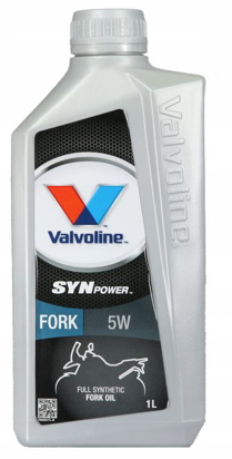 Picture of ÓLEO VALVOLINE SYNPOWER FORKOIL 5W - 1LT - FULL SYNTHETIC