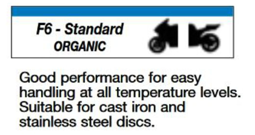 Picture for category F6 - STANDARD - ORGANIC