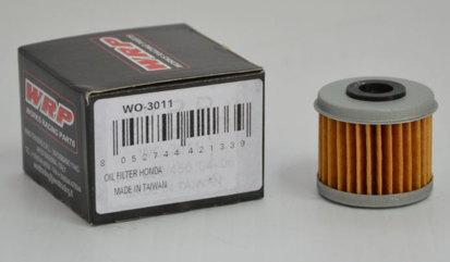 Picture of Filtro Óleo WRP HONDA CRF - WO-3011