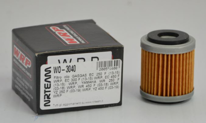 Picture of Filtro Óleo WRP YAMAHA YZ-F/WR-F - WO-3040