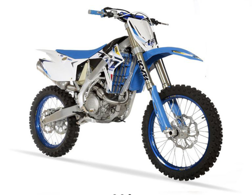 Picture for category Motocross 4T