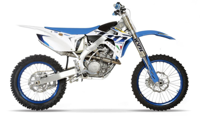 Picture of MX 250 Fi KS TWIN EXHAUST - 4T
