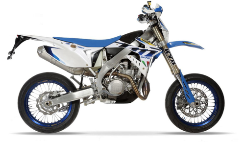 Picture for category Supermotard Estrada 4T