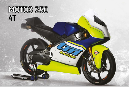 Picture of M3 250 - 4T (Aprovada FIM CEV e World Championship)
