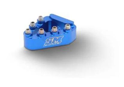 Picture of SM Project - Ponteira pedal travão trás TM - Azul