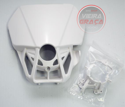 Picture of Porta farol frente TM Racing - Branco -≥2020