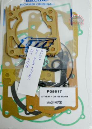 Picture of Kit juntas motor TM Racing  125 2T 2006/11