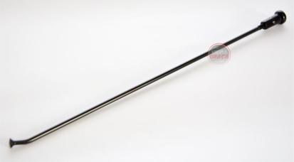 "Picture of Raio+cabeça Alpina ""Carbon Steel Extreme"" MX/EN - Trás 18"" - Preto"