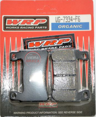 Picture of Pastilhas Travão Disco WRP  WG-7334-F6 - FRONT